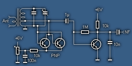 Figure 799 : Random Circuit Diagram.