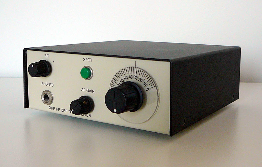 Oak Hill Research OHR-HP_QRP (1998)<br />80 Meter Band QRP Transceiver 1 Watt : Figure 72 :