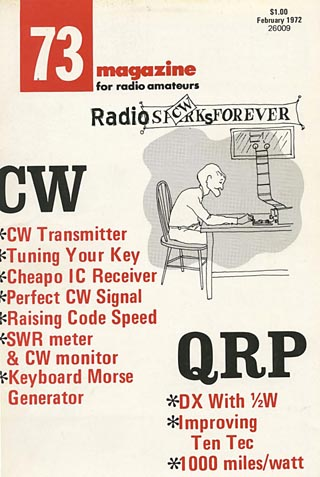 73 Magazine for Radio Amateurs