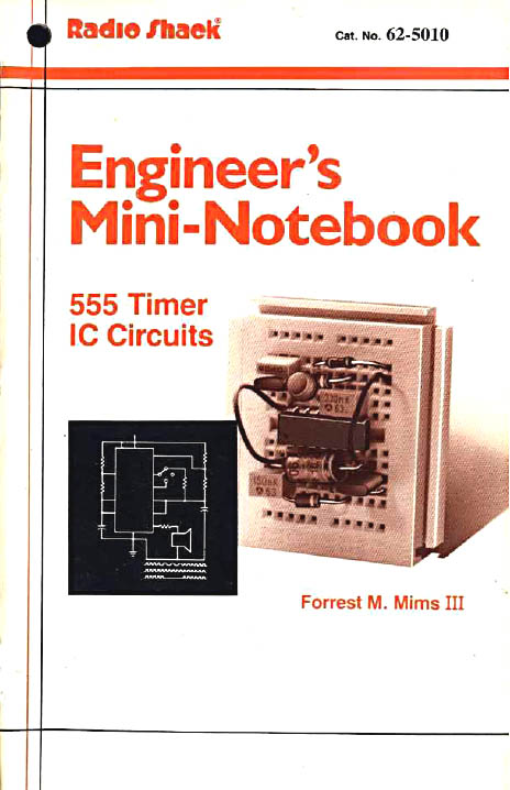 Engineers Mini-Notebook 555 Timer IC Circuits