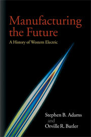 Western Electric - Manufacturing The Future