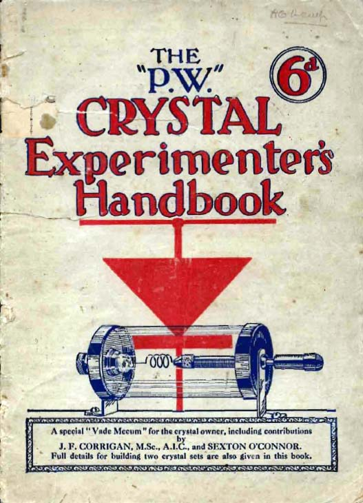 Crystal Experimenters Handbook, (Popular Wireless)